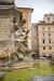 意大利罗马万神殿外的喷泉