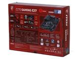 MSI微星Z270 GAMING M7配件及其它