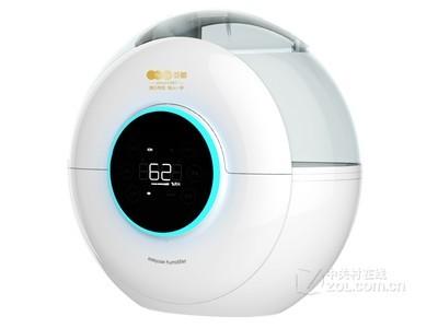 抢购价265 一台  亚都SCK-E050加湿器4L大容量家用增湿器自动恒湿实时显示
