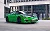911 Turbo TechArt改装版