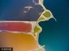 无人机航拍五彩神州大地