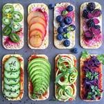 构图摆盘最重要 36张图教你如何拍美食