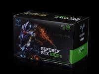 极致静冷 iGame GTX1080Ti Neptune图赏
