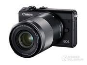 【EOS M微单相机】佳能 EOS M100套机(15-45mm IS STM,55-200mm IS STM)