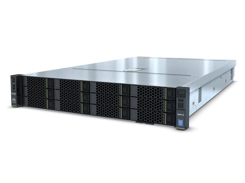 華為FusionServer 2288H V5(Xeon Bronze 3106/16GB/12盤位)
