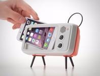 乔布斯都没想到 iPhone变电视竟如此简单!