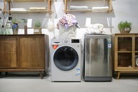 生活不止一面 LG双擎洗衣机为您省钱省空间