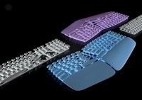 帅炸!我就不信你见过比它还酷的键盘