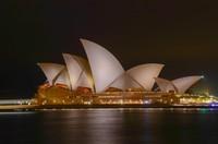 大C游世界 澳大利亚地标建筑悉尼歌剧院