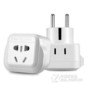 【SCA607四口USB充电站和电源转换器插座