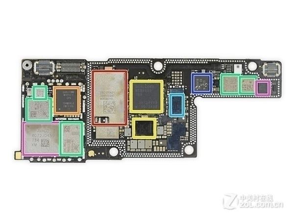 苹果a11电路 壁纸