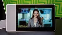 抗衡Echo:谷歌x联想发布触屏智能音箱