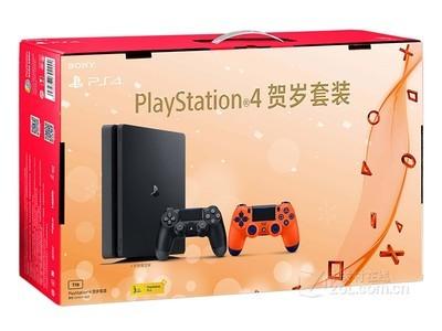 索尼 PS4贺岁套装(CUHS-P-2021/1TB)