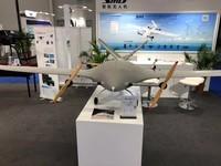 深圳无人机协会展台了解下:还有消防无人机