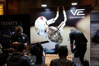 全系公模耳机强势登陆 VE展台人潮不断