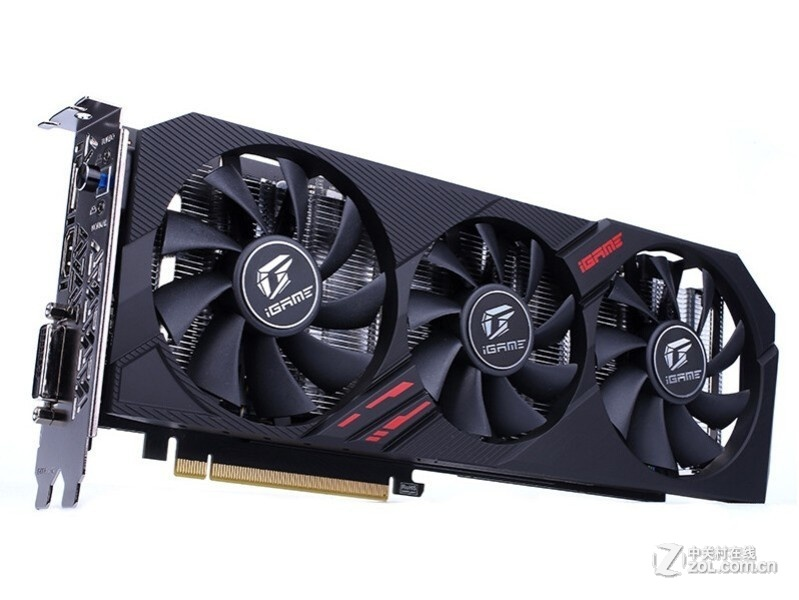 七彩虹iGame GeForce GTX 1660 Ti Ultra 6G