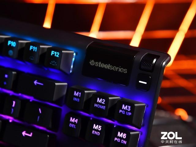 pc蛋蛋开奖大小走势图,赛睿APEX 7 TKL机械键盘评测:小尺寸旗舰