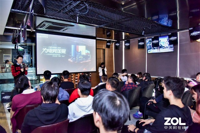 22270.COM,三星品牌存储电竞体验会上海再见:相约广州