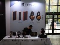 多款旗舰一次看个够 Z·HiFi体验会HIFIMAN展台