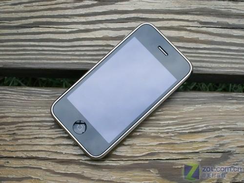 GS长大 黑色苹果iPhone 3G再降价