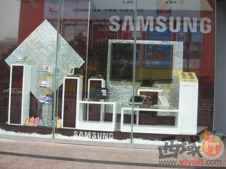 手机橱窗设计