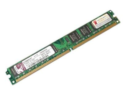 金士顿 2GB DDR2 800(窄板)