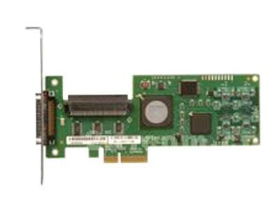 代理行货 LSI 20320IE SCSI卡 320M/S  PCI-E