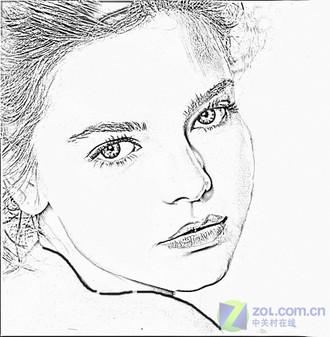 个性手绘简单做——photoshop的处理技巧