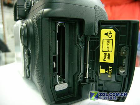 图为:尼康D200数码单反相机-尼康D200图片
