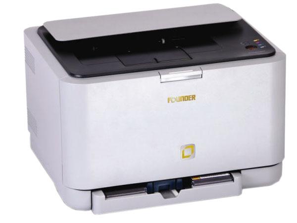 方正c3000 激光打印机产品外观与图解-zdnet it采购