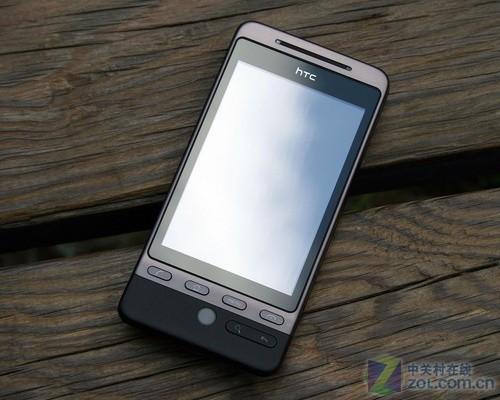 热卖Android手机 咖啡色HTC Hero促销中