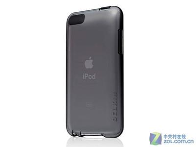 贝尔金 iPod Touch3代环保TPU保护套(黑色)F8Z551qe064