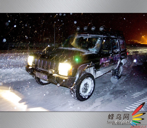 风驰电掣—天津站汽车摄影专题