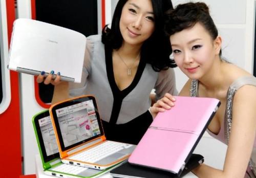 LG X200新上网本正式公布