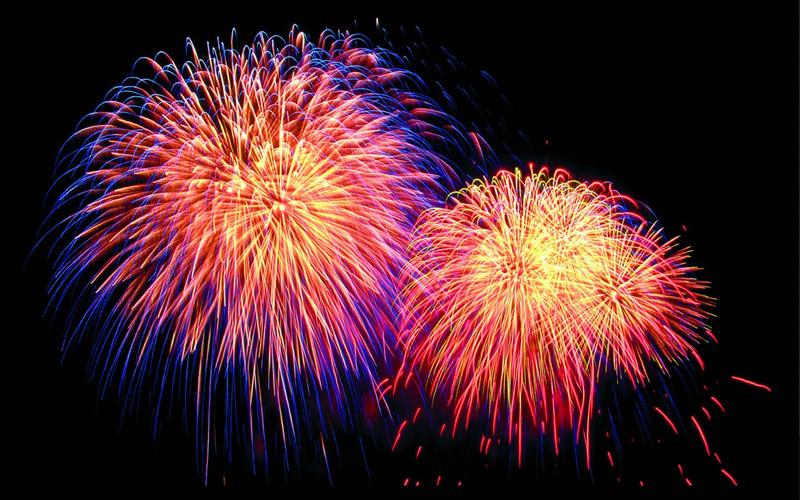 (原创七律)元宵节龙湖公园焰火晚会 - 鲁阳 - 鲁阳的博客