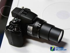 全高清摄像加26倍光变 尼康长焦P100到货