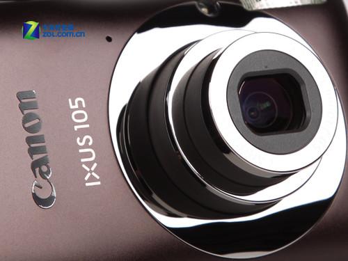 普及28 мм广角 高性价比CanonIXUS 105评测