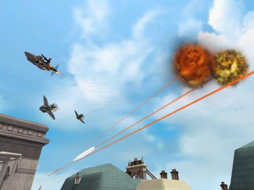 蓝天上的沙巴克 《空战世纪》战国篇章