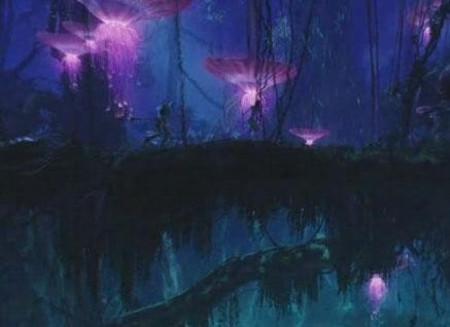 《勇士》3d立体效果 月光森林指日可待