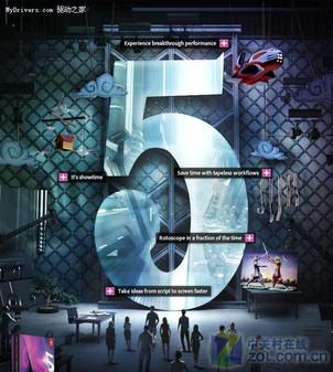全方位革新:Adobe CS5家族正式发布