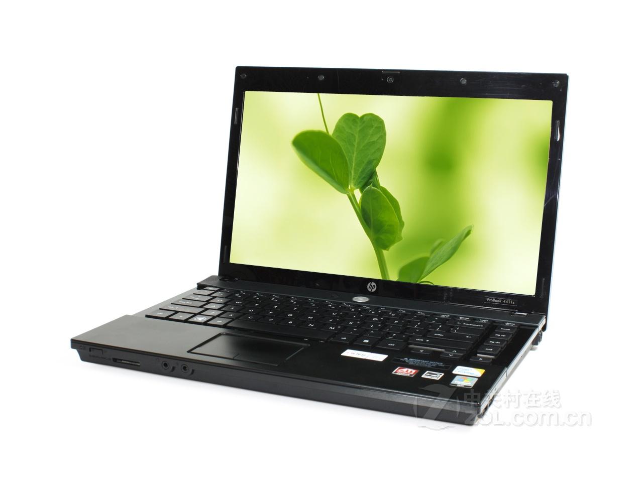 惠普4411s WH481PA 笔记本电脑评测图解