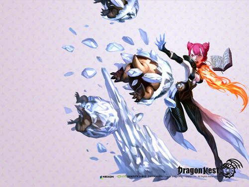ZOL《龙之谷》大型图片专题展之游戏壁纸