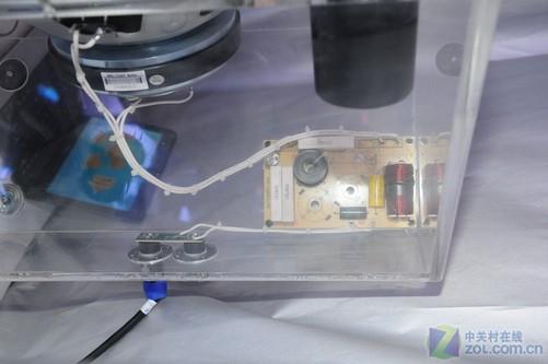 全透明扬声器内部电路