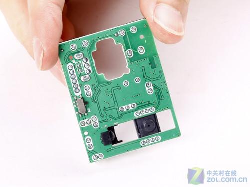 鼠标主控电路板