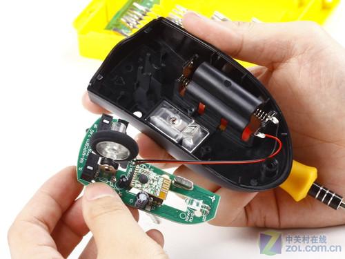 无线鼠标电路板