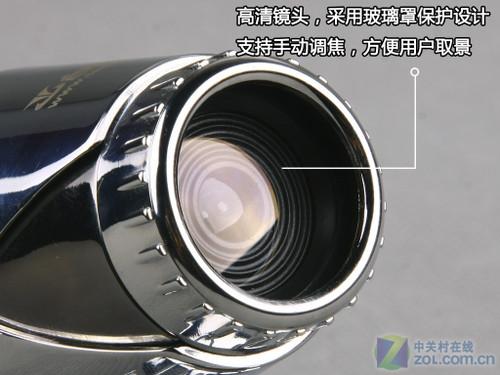 步入高清境界 台电摄像头T868全国首测