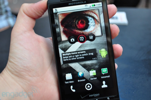 最强Android 摩托罗拉Droid X全方位体验