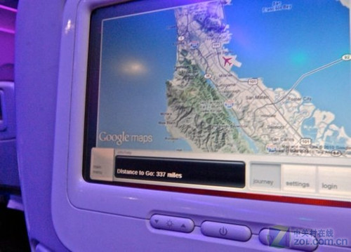 GoogleMap升级 GPS实时跟踪飞机行踪