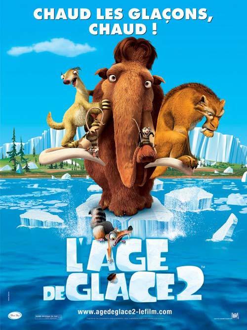 《冰河世纪2》剧情简介冰河时期快要结束了,解除了冰天雪地...