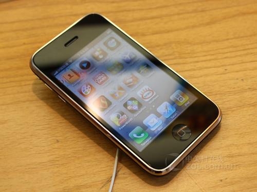 搭载iOS 8GB苹果iPhone 3GS不足2900元